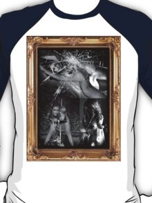 Picture of girls inside a frame T-Shirt