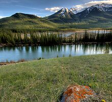Bow River by dsphotography