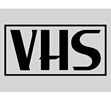 vhs Photographic Print