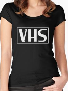 vhs Women's Fitted Scoop T-Shirt