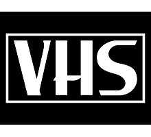 vhs Photographic Print