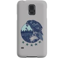Seattle Seahawks Skyline Samsung Galaxy Case/Skin