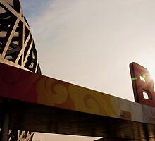 Beijing National Stadium (Bird's Nest/Olympic Stadium) by seanlixiangyu