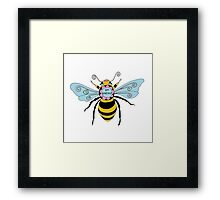 Bee Yourself Framed Print