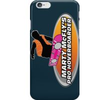 McFly's Pro Hoverboarder iPhone Case/Skin