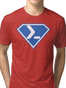 PowerShell Diamond Tri-blend T-Shirt