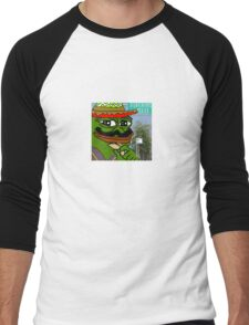 Mexican Pepe Men's Baseball ¾ T-Shirt