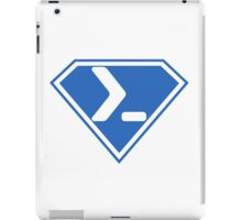 PowerShell Diamond iPad Case/Skin