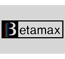 betamax Photographic Print