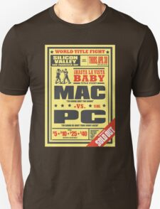 Mac vs. PC T-Shirt