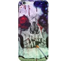 Culture of death iPhone Case/Skin