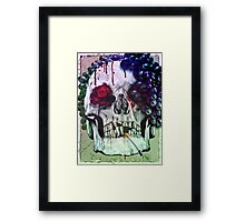 Culture of death Framed Print