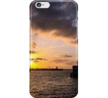 San Diego Bay Sunset iPhone Case/Skin