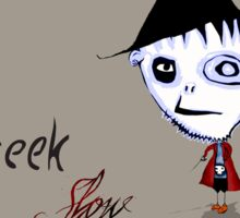 Freekshow Sticker