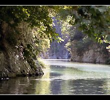 acheron river by apo76
