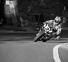 TT 09 John McGuinness by Northline