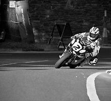 TT 09 John McGuinness by Northline