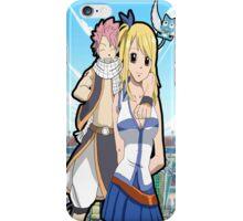 Natsu & Lucy iPhone Case/Skin