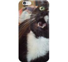 Tux the Cat #4 iPhone Case/Skin