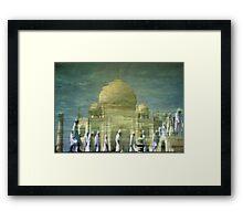 A reflection of Faith Framed Print