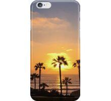 San Diego Sunset iPhone Case/Skin