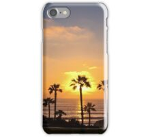 San Diego Sunset iPhone Case/Skin