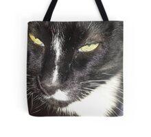 Tux the Cat #6 Tote Bag