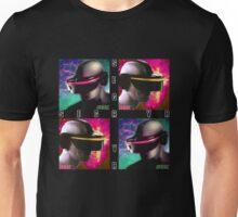 SEGA VR (WHITE TEXT) Unisex T-Shirt