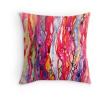 Seed bed Throw Pillow