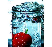 Kersplash! Photographic Print