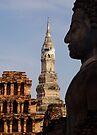Buddha Profile by Dave Lloyd