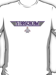 Top Starscream T-Shirt