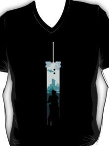 Cloud Strife - Buster Sword T-Shirt