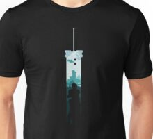 Cloud Strife - Buster Sword Unisex T-Shirt