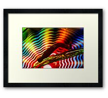Blown Glass 8 Framed Print