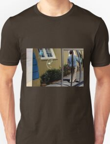 Not Quite In The Driver's Seat Unisex T-Shirt