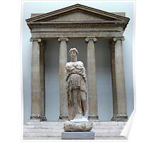 Pergamon Museum Berlin Poster
