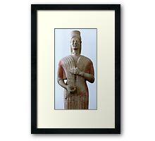 Pergamon Museum Berlin Framed Print