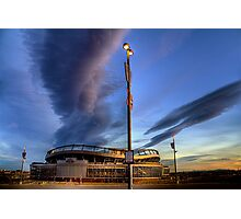 Invesco Field 02 Photographic Print