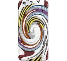 Twirl Fusion #1, 2015 iPhone Case/Skin