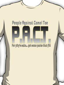CAMEL TOE I T-Shirt
