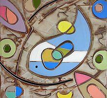 Il balenottero azzurro by ANDREA BENETTI