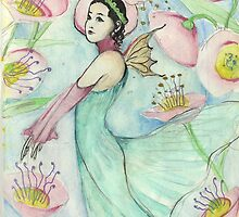 A Little Eastern Pixie ( Garden Variety ) by John Dicandia  ( JinnDoW )
