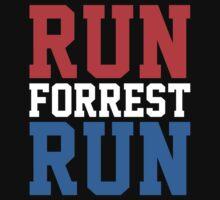 Run Forrest Run by Dennis Daniel