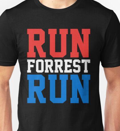 Run Forrest Run Unisex T-Shirt