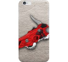 4 Origins iPhone Case/Skin