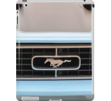 Mustang iPad Case/Skin