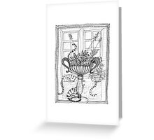 tails Greeting Card