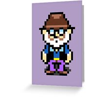 Alec - Mother 3 Greeting Card