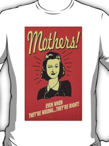 Mothers T-Shirt